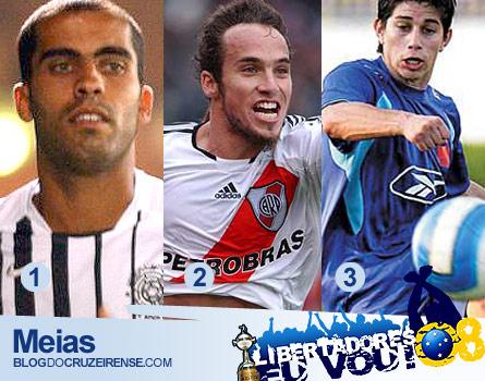 Pacotão de Natal para Libertadores ´08