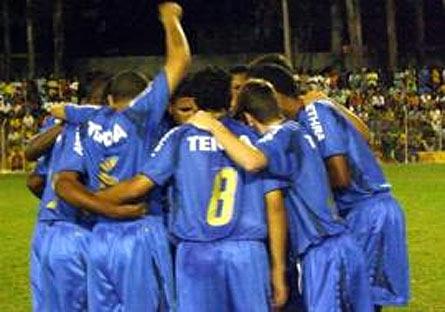 Cruzeiro 1 X 0 Guarani(SP)