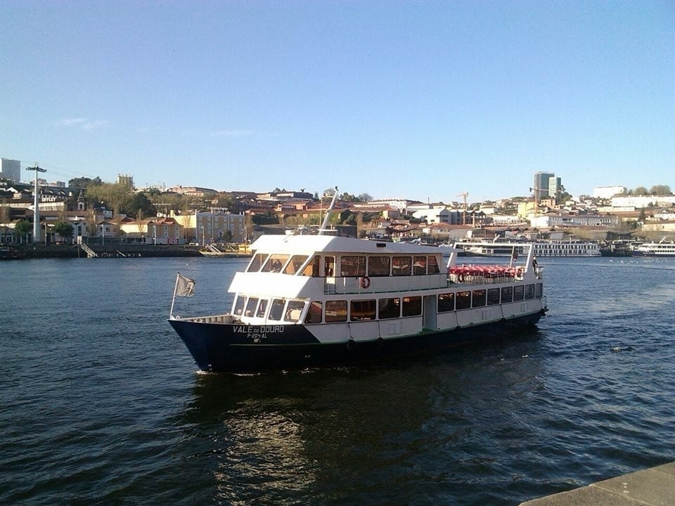 Boat Vale Of Douro