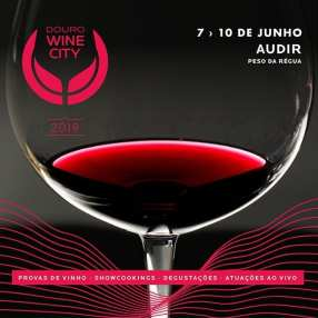 Poster do Douro Wine City