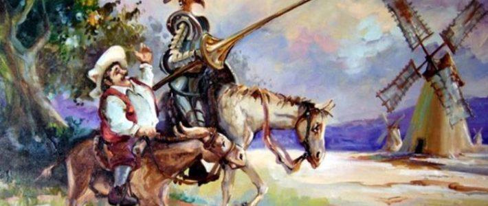 D. Quixote de la Mancha