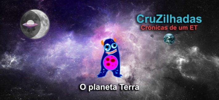 Diário Estelar #1 - O planeta Terra