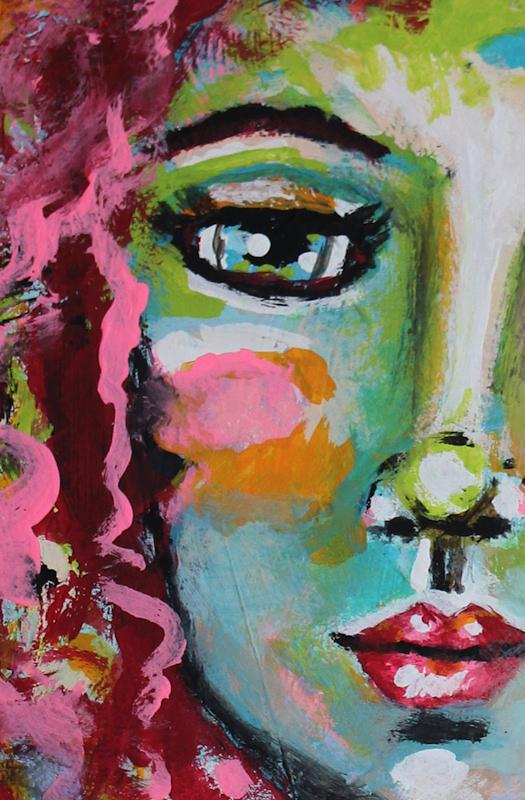 Face 1 Detail