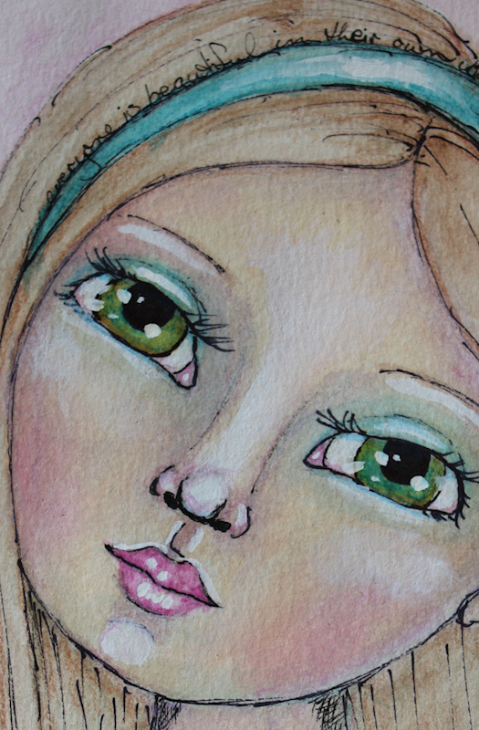Face 3 Close Up Tori Beveridge 2016