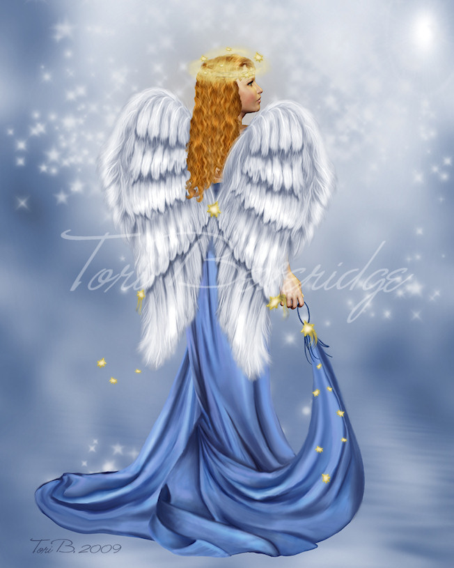 Starlit Angel by Tori Beveridge