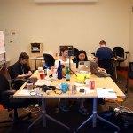 Working at Techraising