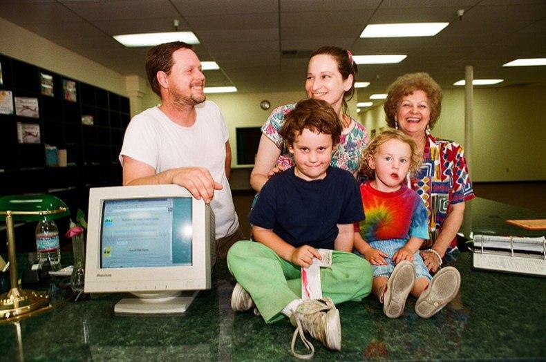 Cruzio's family