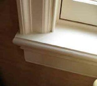 window stool