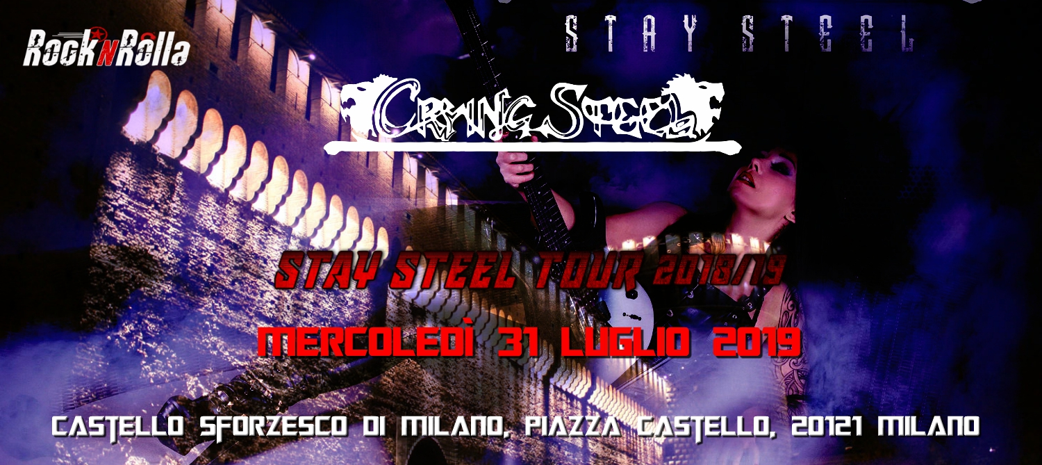 Stay Steel cover1500 milano