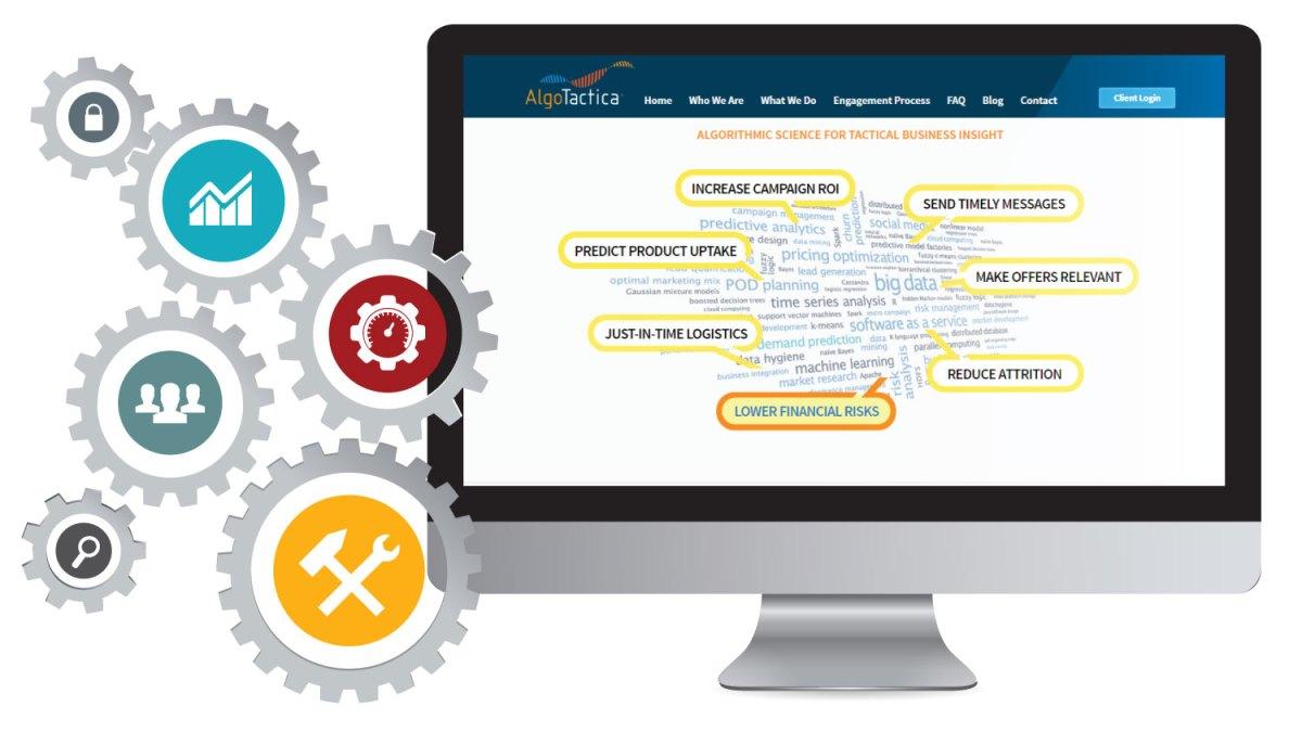 CryoDragon (Kitchener Waterloo) Website Maintenance AlgoTactica
