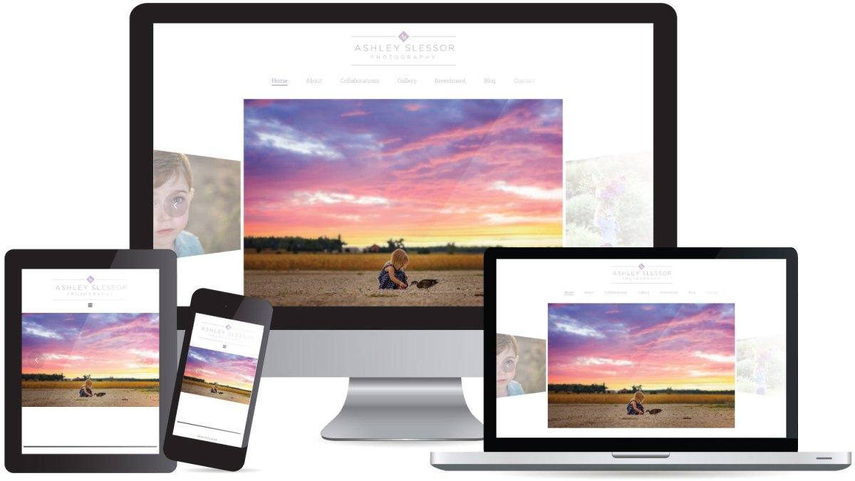 CryoDragon (Kitchener Waterloo Cambridge) Website Design Ashley Slessor Photography