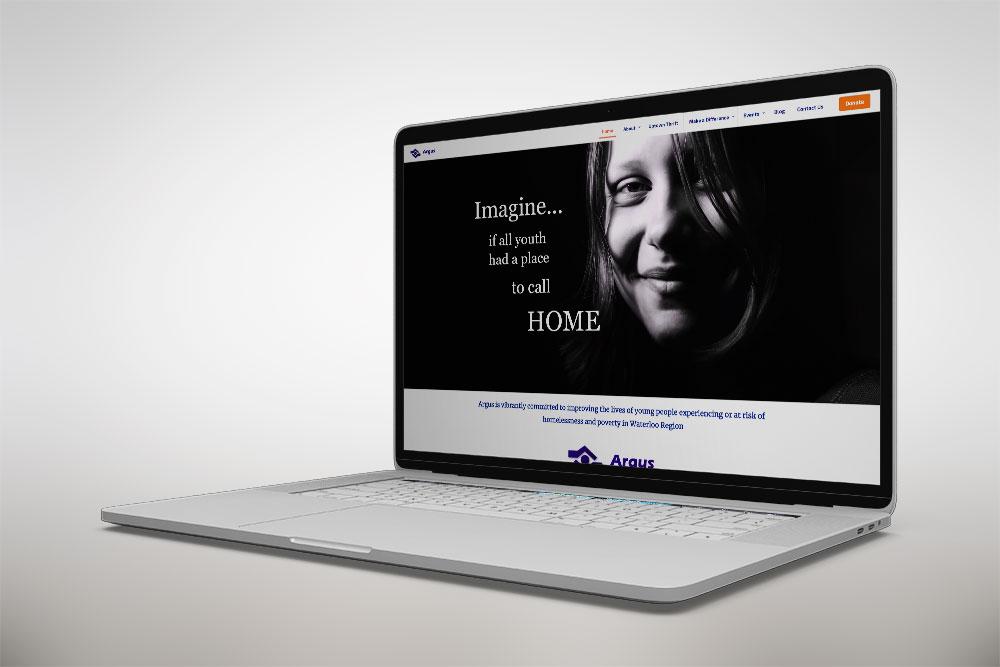 CryoDragon (Kitchener Waterloo Cambridge Website Design) Argus Residence