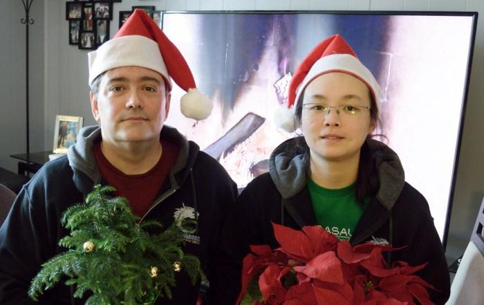 CryoDragon Christmas 2016 Santa Hats