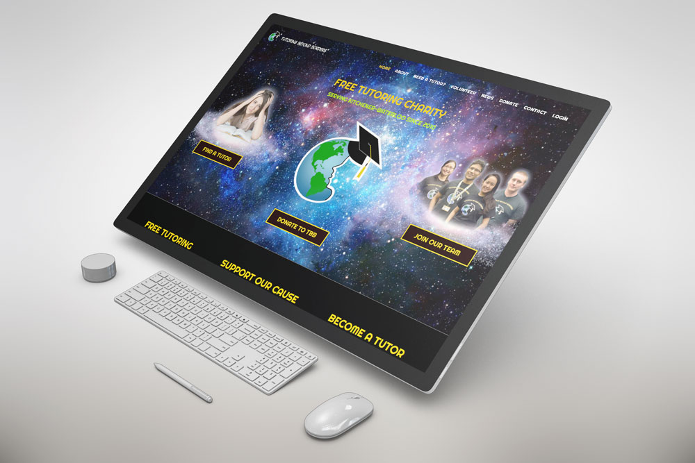 CryoDragon (Kitchener Waterloo Cambridge Website Design) Tutoring Beyond Borders