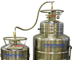 cryogenic transfer lines for helium