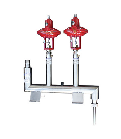 vacuum insulated pipe systems custom manifold