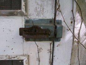 Rustic Handle