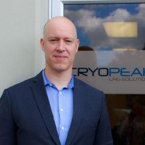 Jason McIvor VP Business Development - Cryopeak