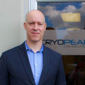 Jason McIvor VP Business Development - Cryopeak