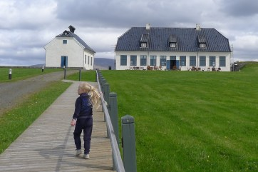 Viðey, Iceland. June 2011.