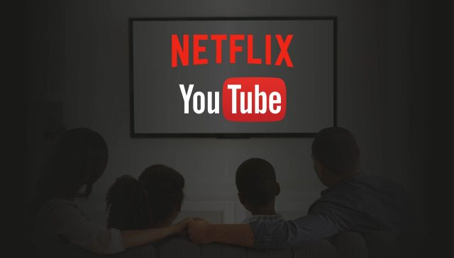 YouTube and Netflix will lower the video resolution. They want to relieve congested infrastructure