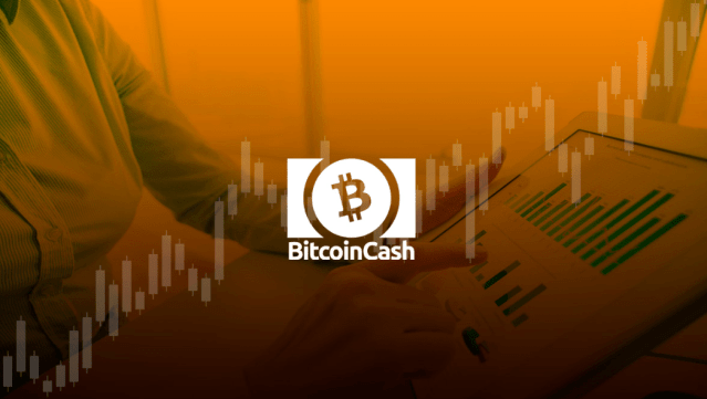 Technical Analysis [BCH / USD] - Bitcoin Cash showed yesterday the best growth of the top 10 coins by capitalization! Back to 500 USD?