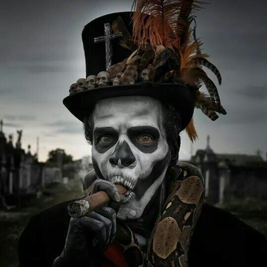 witch-doctor