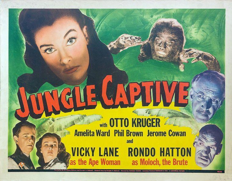 Junglecaptiveposter