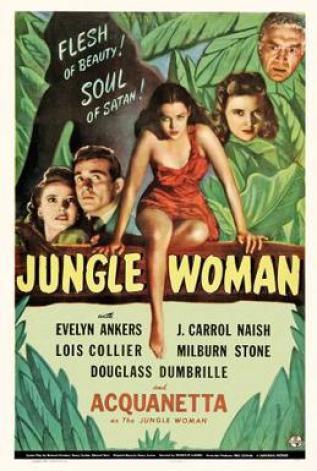 Junglewomanposter