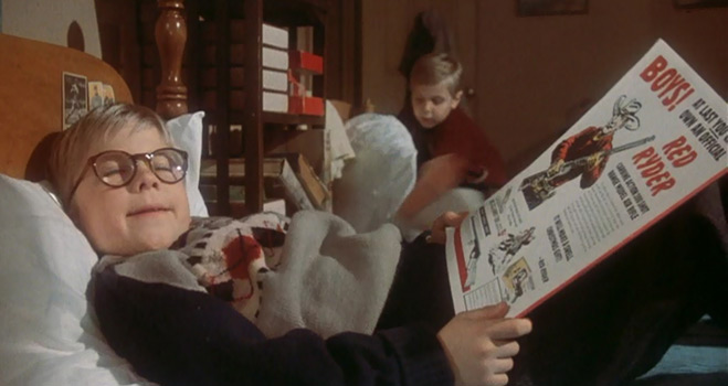Youll Shoot Your Eye Out A Christmas Story Turns 35