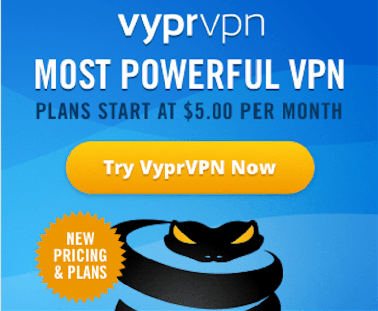 VyprVPN Winter Deal 2017