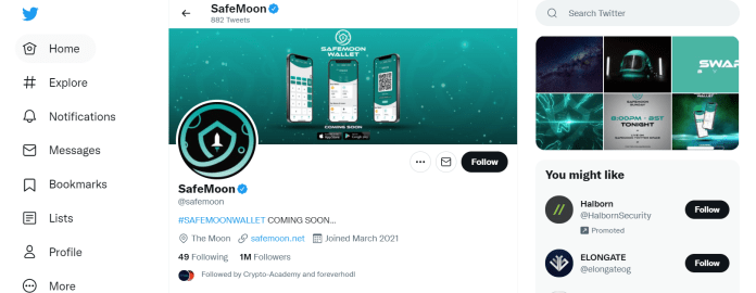 SafeMoon Reddit & Twitter - Here's Where you Can Follow SafeMoon on Social Media