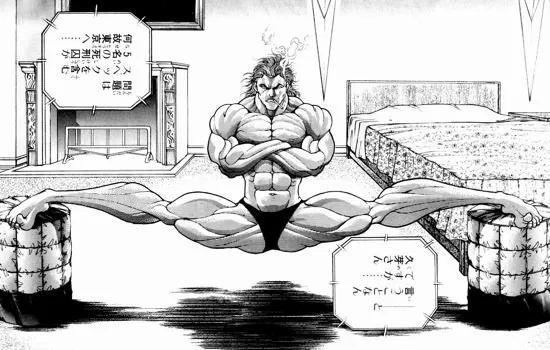 範馬勇次郎の言葉【地上最強の生物の強