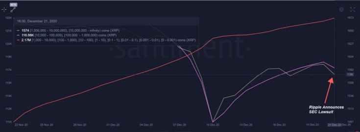график XRP