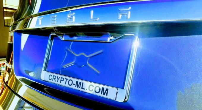 Crypto-ML Tesla Model S 6