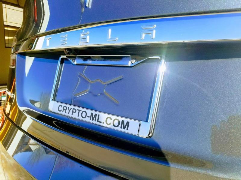 Crypto-ML Tesla Model S
