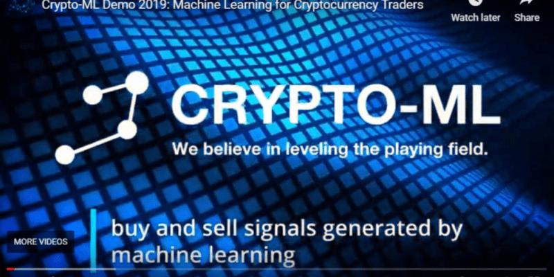 Crypto-ML Demo and Walkthrough Video