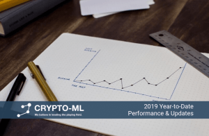 Crypto-ML 2019 YTD Performance and Updates V3