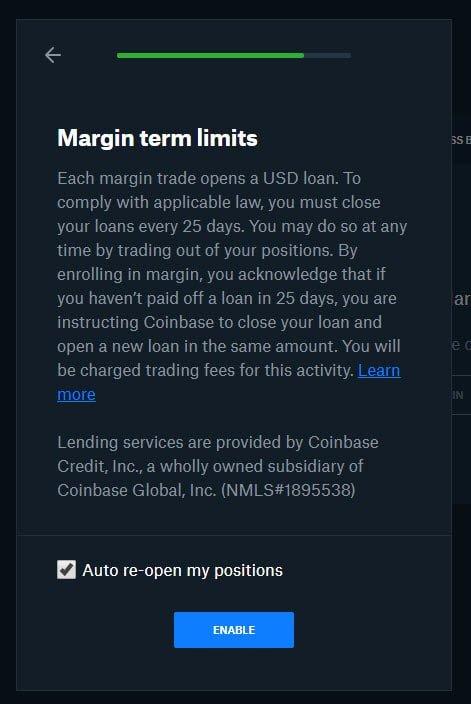 Coinbase Pro Relaunches Margin Trading 5