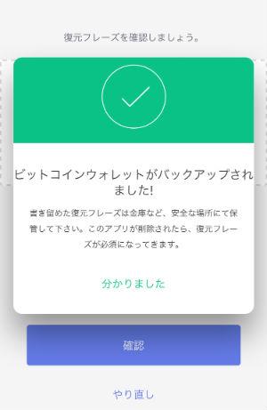 bitpay設定