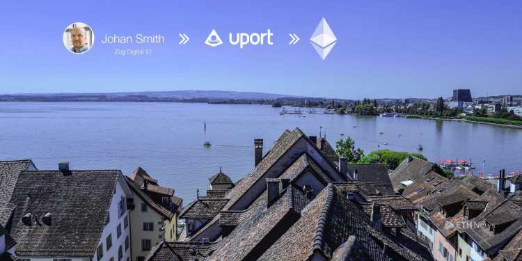Zug Partners with uPort, Courtesy of ETHNews.com