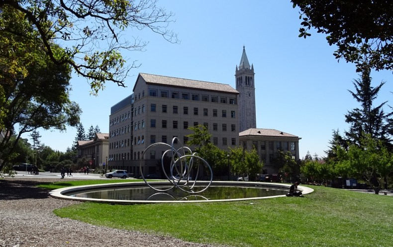 Photo of a building on the UC Berkeley campus