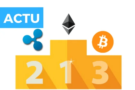 Ripple et Bitcoin moins bien notés qu'Ethereum selon Weiss Ratings