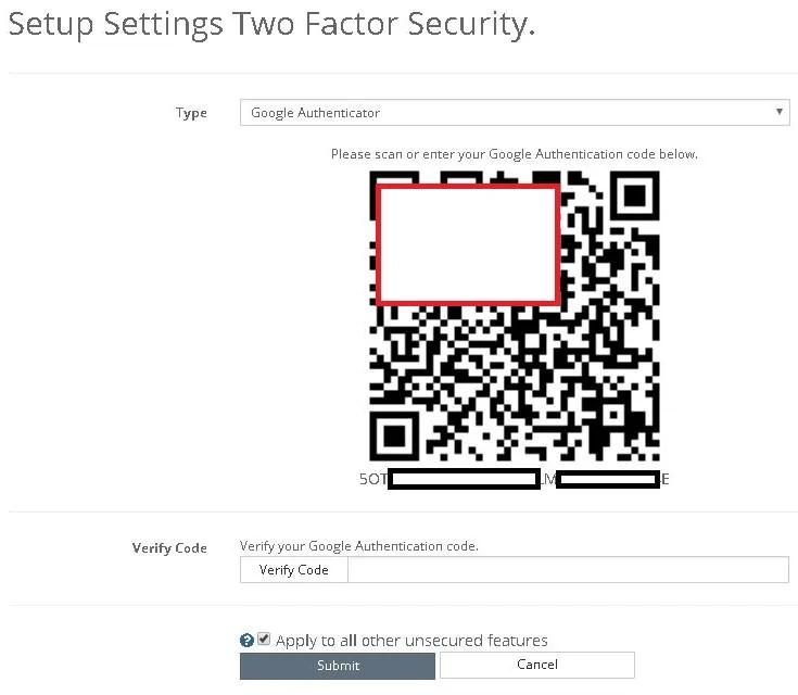 cryptopia-google-authenticator