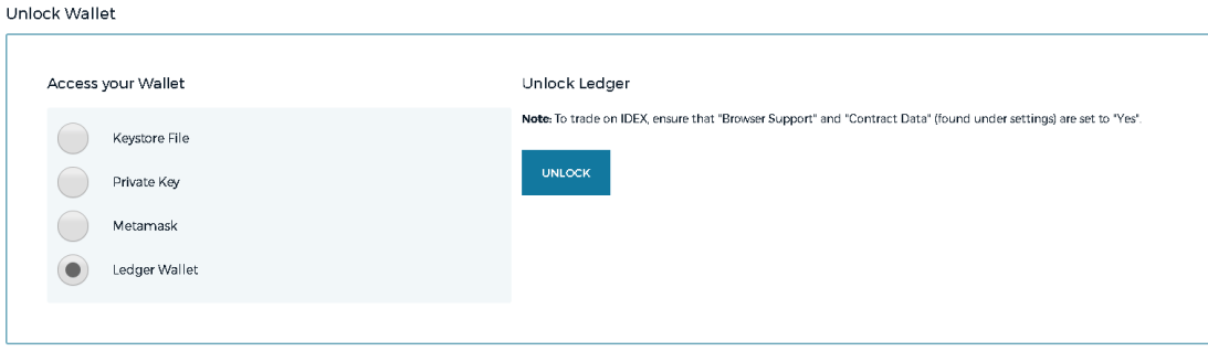 idex-ledger