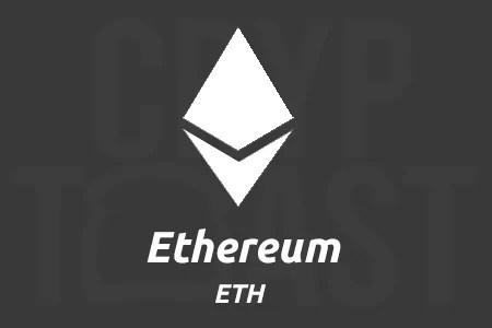 Logo d'Ethereum