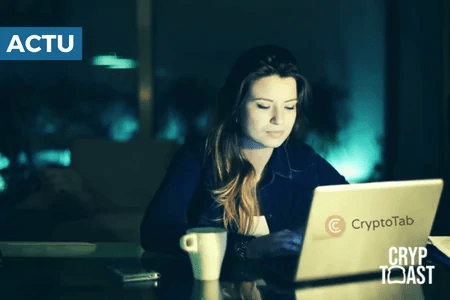 CryptoTab – Gagnez des bitcoins en utilisant Google Chrome