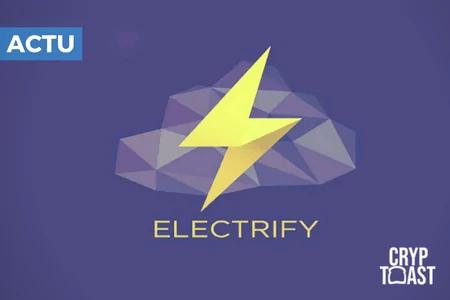 Electrify et OmiseGo veulent révolutionner le secteur de l'énergie avec la blockchain
