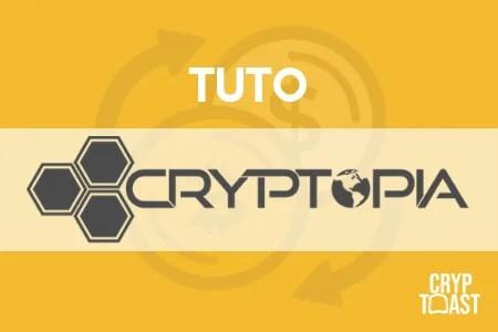 Tutoriel Cryptopia