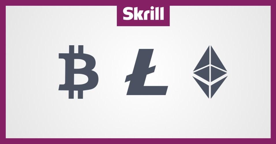 شراء العملات الرقمية الرئيسية أصبح متاحًا عبر سكريل